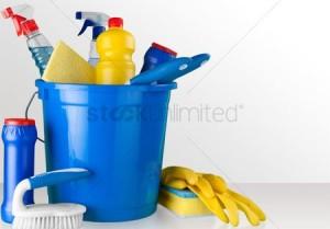 scrubbing, sponge